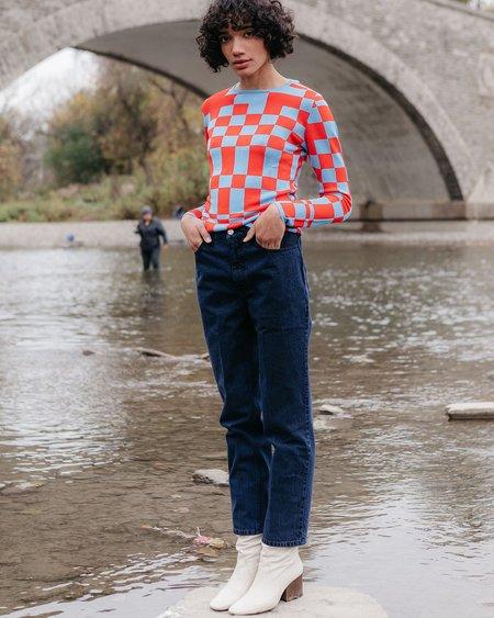 Rachel Comey New Norm Pant - Navy