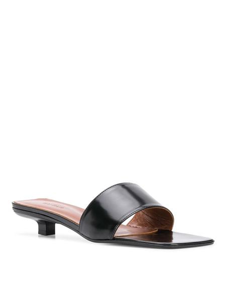 By FAR Low Heel Sandals - Black