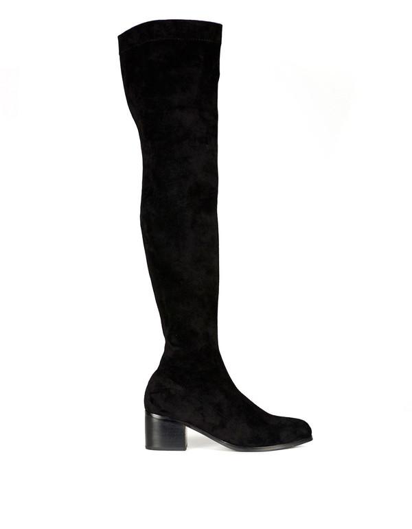 Sol Sana Aden Boot Black