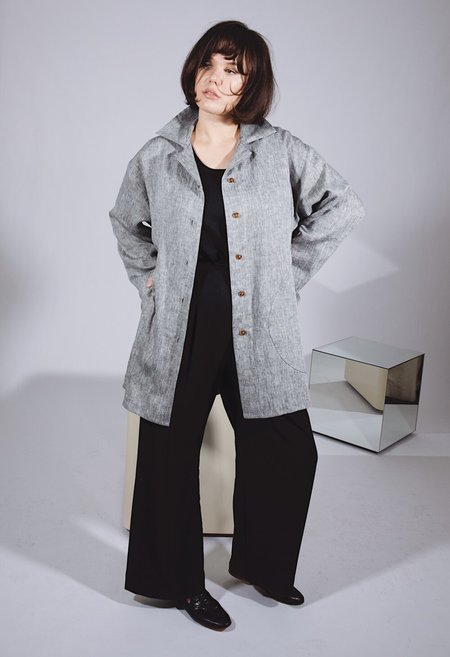 Revelle Collection Smock Top