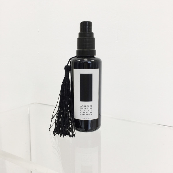 Material Lust x Libertine Apostate Fragrance
