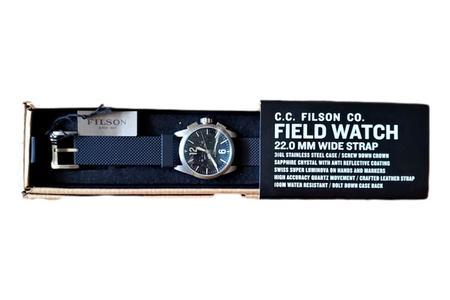 Filson Chronograph Watch - Black