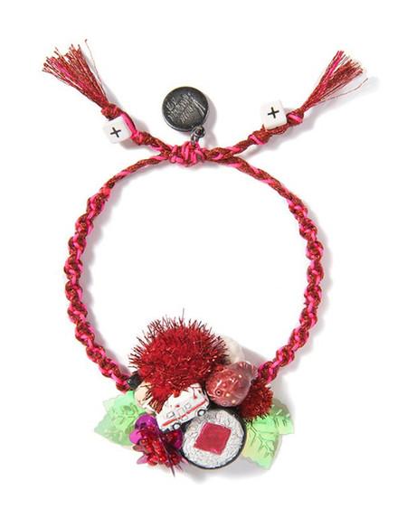 Venessa Arizaga Paint The Town Red Bracelet