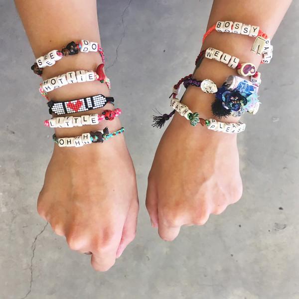 Venessa Arizaga Well Done Bracelet