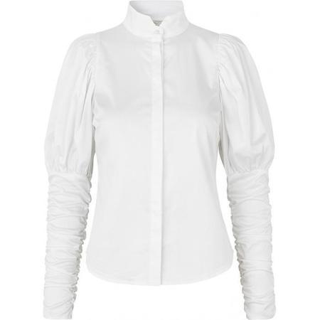 Notes du Nord Nila Shirt - WHITE