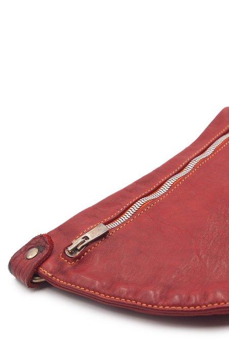 Guidi Q100 Horse Belt Bag - Red