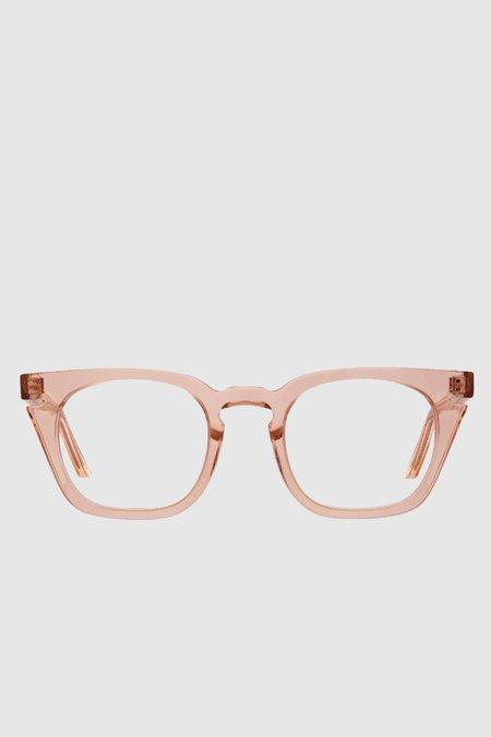 Lowercase Roseland Optical Glasses - Peach