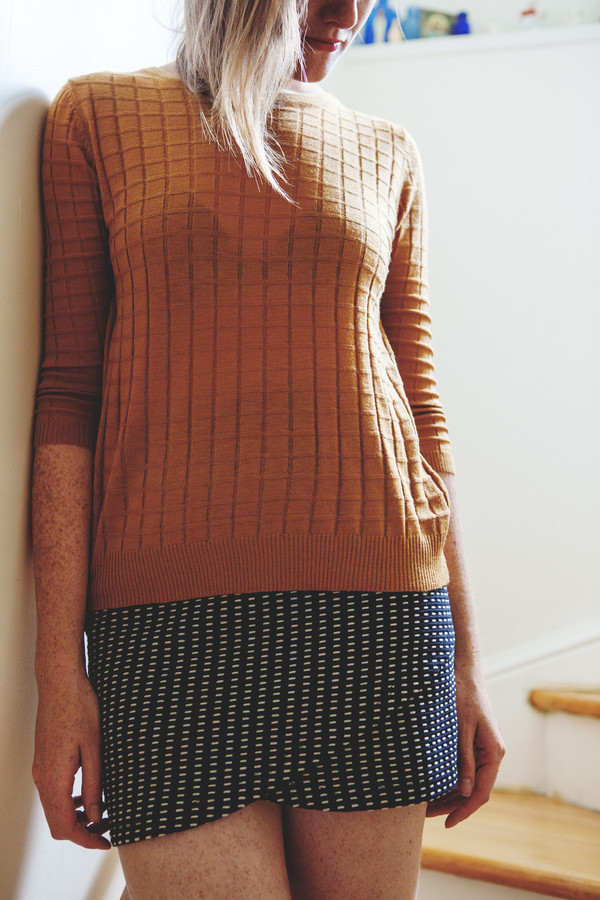 Darling Margery Top