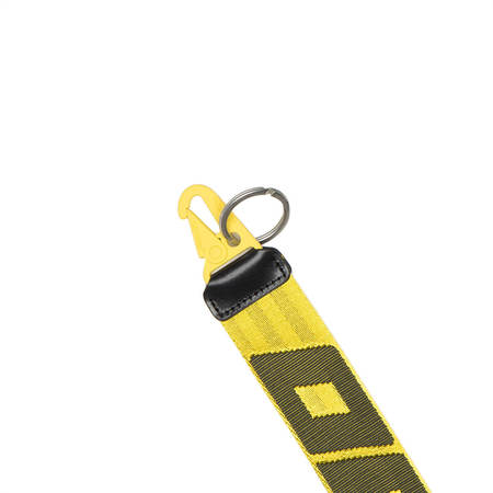 OFF-WHITE 2.0 Industrial keychain - yellow