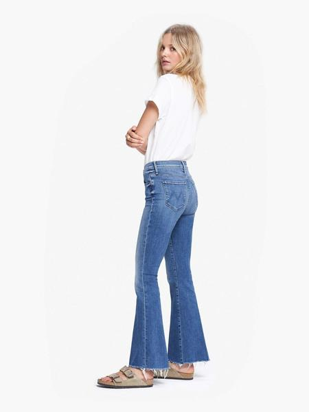 Mother Denim The Weekender Fray Jean - Groovin'