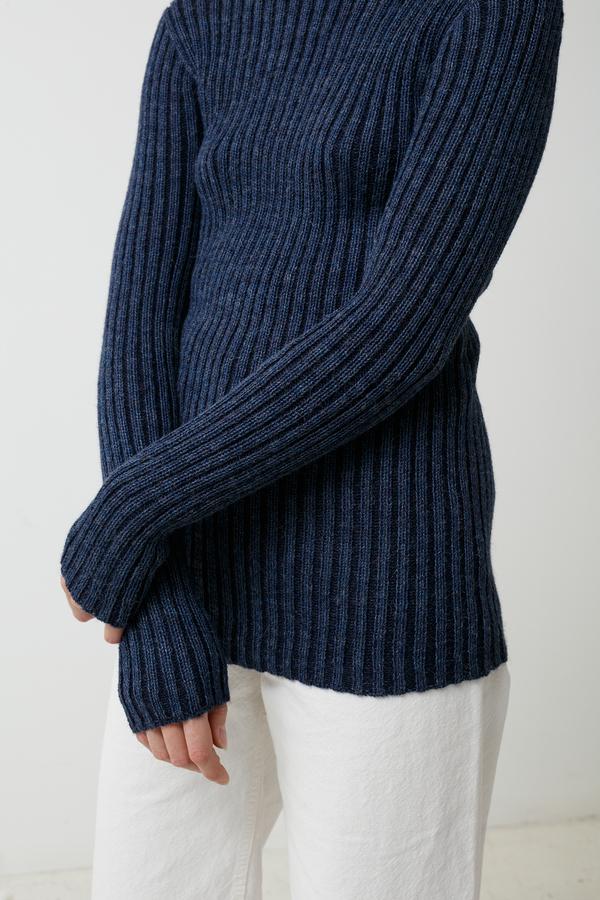 Luisa Et La Luna Nora Sweater - navy
