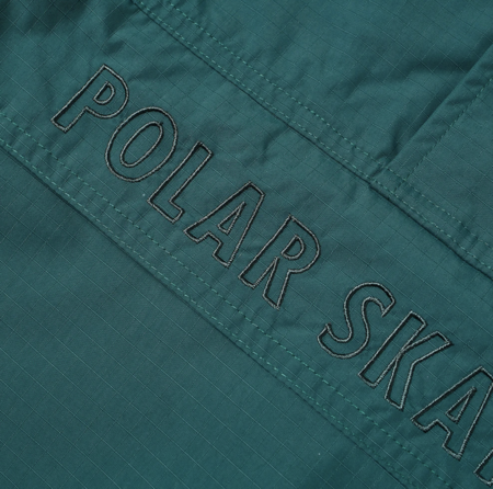 Polar anorak jacket - Emerald