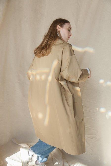 Atelier Delphine Delwyn Coat - Sand