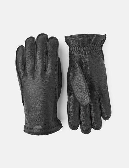 Hestra Elk Leather Frode Gloves - Black