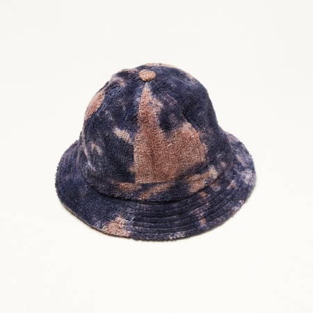 Post-Imperial ELEGUSHI HAT - Indigo-Brown