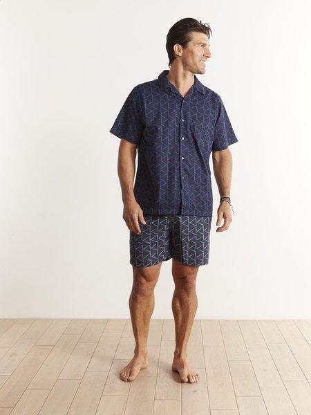CLOSED Short Sleeve shirt - DARK KNIGHT