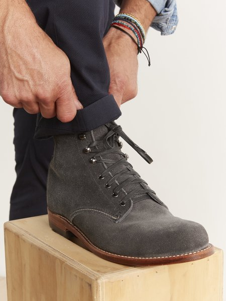 Wolverine 1000 Mile Boot - gray