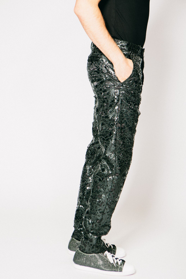 Men's Any Old Iron Poison Ivy Trousers