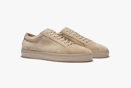 Uniform standard Series 1 shoes - Triple Putty Suede