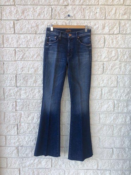Mother Denim The Weekender Fray Jeans - Skunk At Tea Party