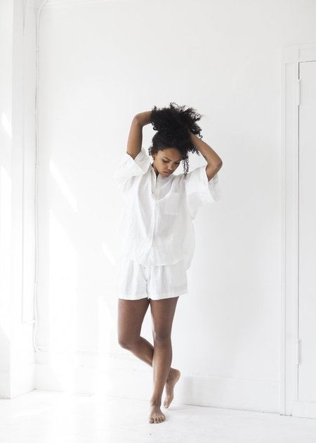 Deiji Studios The 03 Sleepwear - White