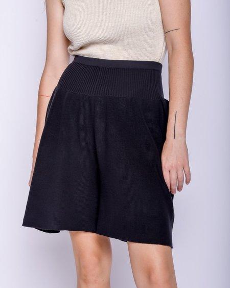 Micaela Greg Viv shorts - Faded black