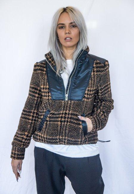 Veronica Beard Sherpa Pullover