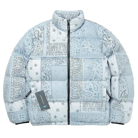 ThisIsNeverThat PERTEX T Down Jacket - Bandana Grey