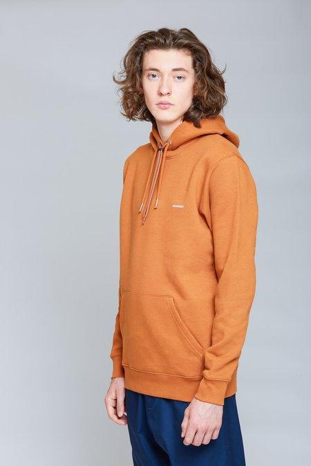ANT/BODIES Logo Hoodie - Roasted Orange