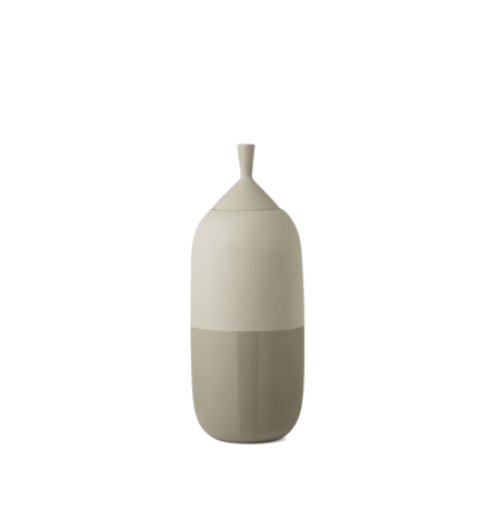 Normann Copenhagen Pepo Jar - Grey