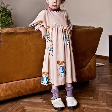 KIDS Morley Child Maude Dress - Cactusflower Pink