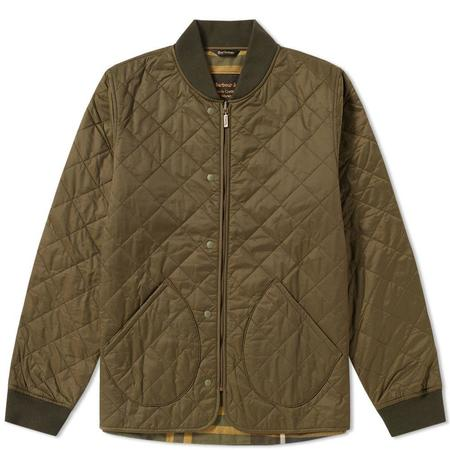 Barbour Heritage Windrow Jacket - Olive