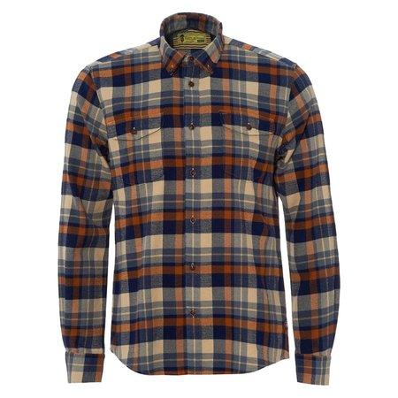 Barbour International Cutter Shirt - Ecru