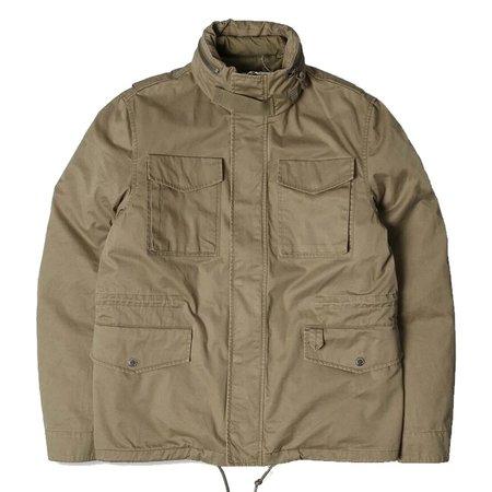 EDWIN M65 Military Jacket - Khaki