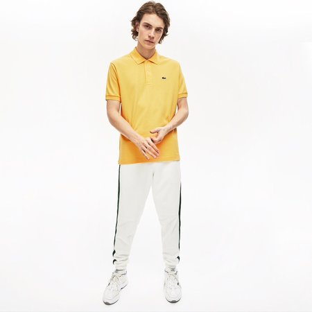 Lacoste Classic Fit L.12.12 Polo Shirt - Yellow