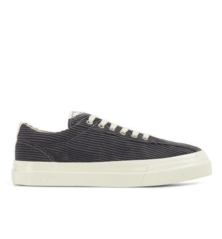 Stepney Workers Club DELLOW Corduroy shoes - Grey