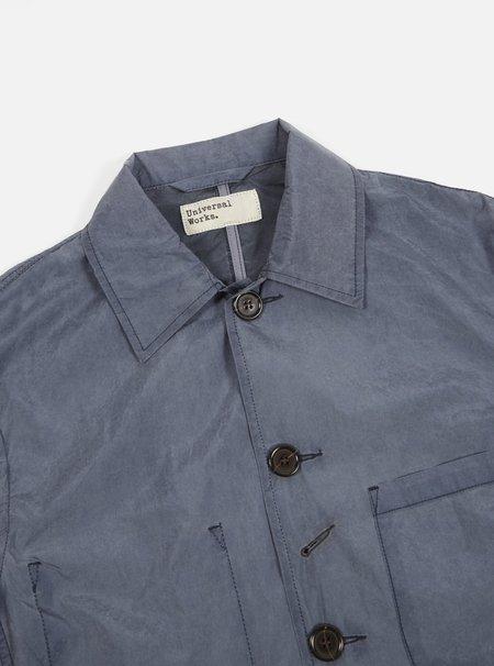 Universal Works Nylon Bakers Jacket - Navy