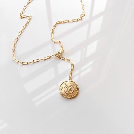 Thatch Alchemy Lariat - Gold