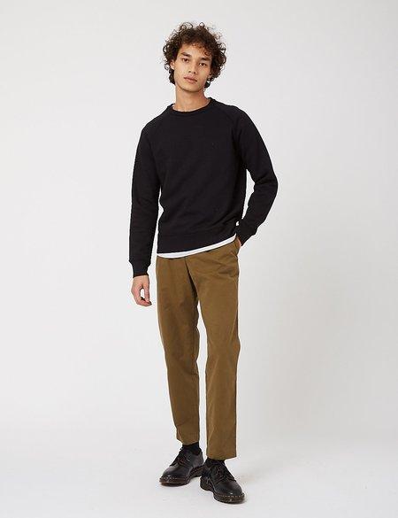 Bhode Besuto Raglan Sweatshirt - Black