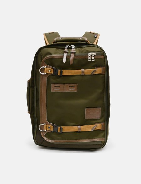 Master-Piece Potential Ver.2 2-Way Backpack - Olive