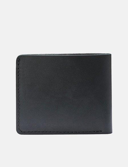Red Wing Bi-Fold Dual Card Wallet - Black