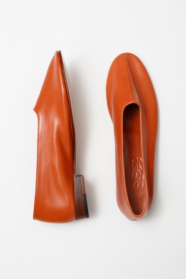 Martiniano Glove - rust