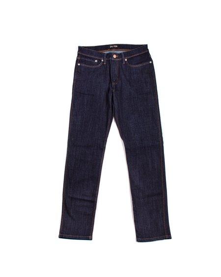Duer L2X Slim Fit Denim Jean - Black