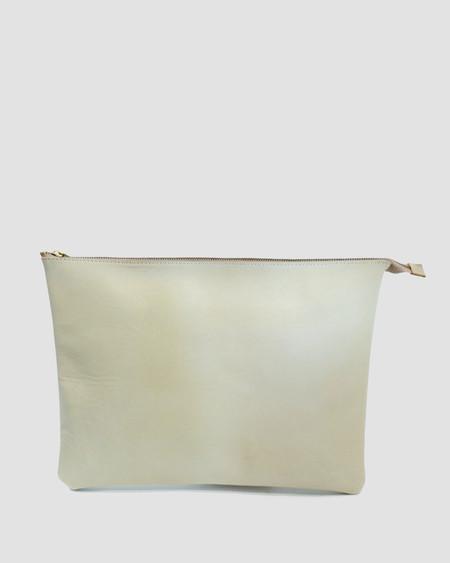 Esby Leather Portfolio - Bone