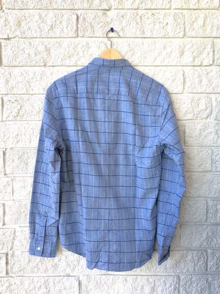 Frank & Eileen Don Woven Button Up - Multi Plaid Flannel