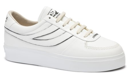 Superga 2850 Seattle 3 Comfleaw Waxede sneakers - White