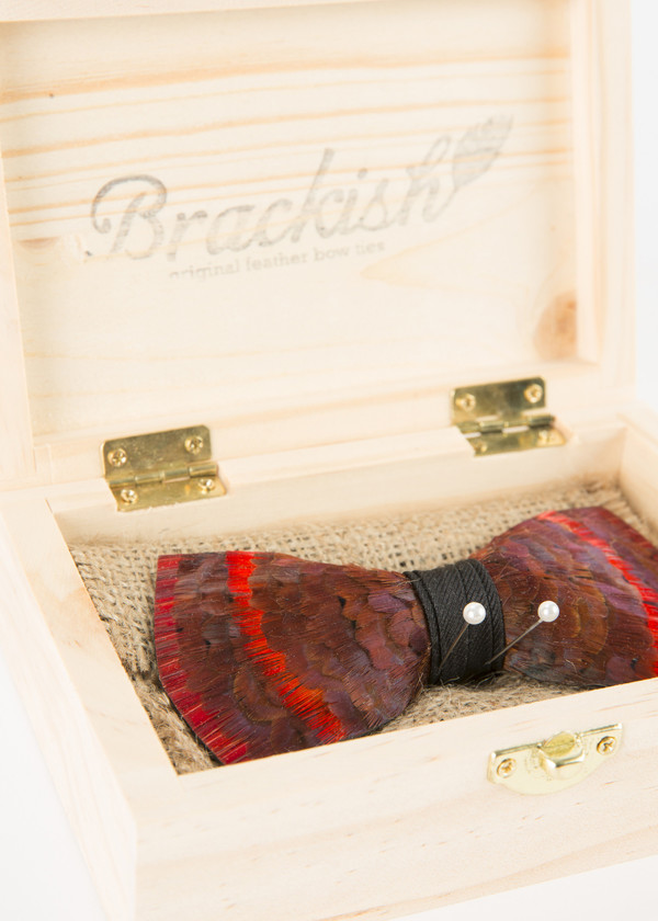 Men's Brackish Etna Bow Tie