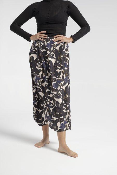 Apiece Apart Lille Pleat Skirt - Flower
