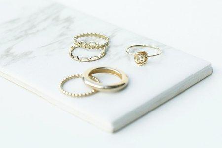 Grace Lee Rose Ring