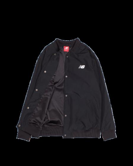 New Balance Coaches Jacket - Black